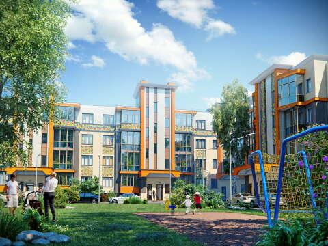 Smart-квартал «Аккорд» в Одинцово. Дома готовы Последние 15 квартир в готовых домах!